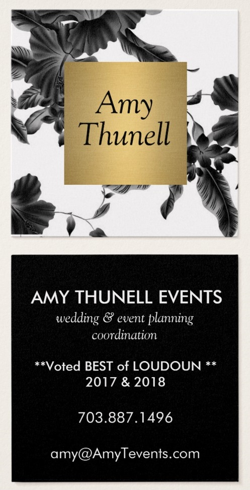 Amy T Events | 703-887-1496